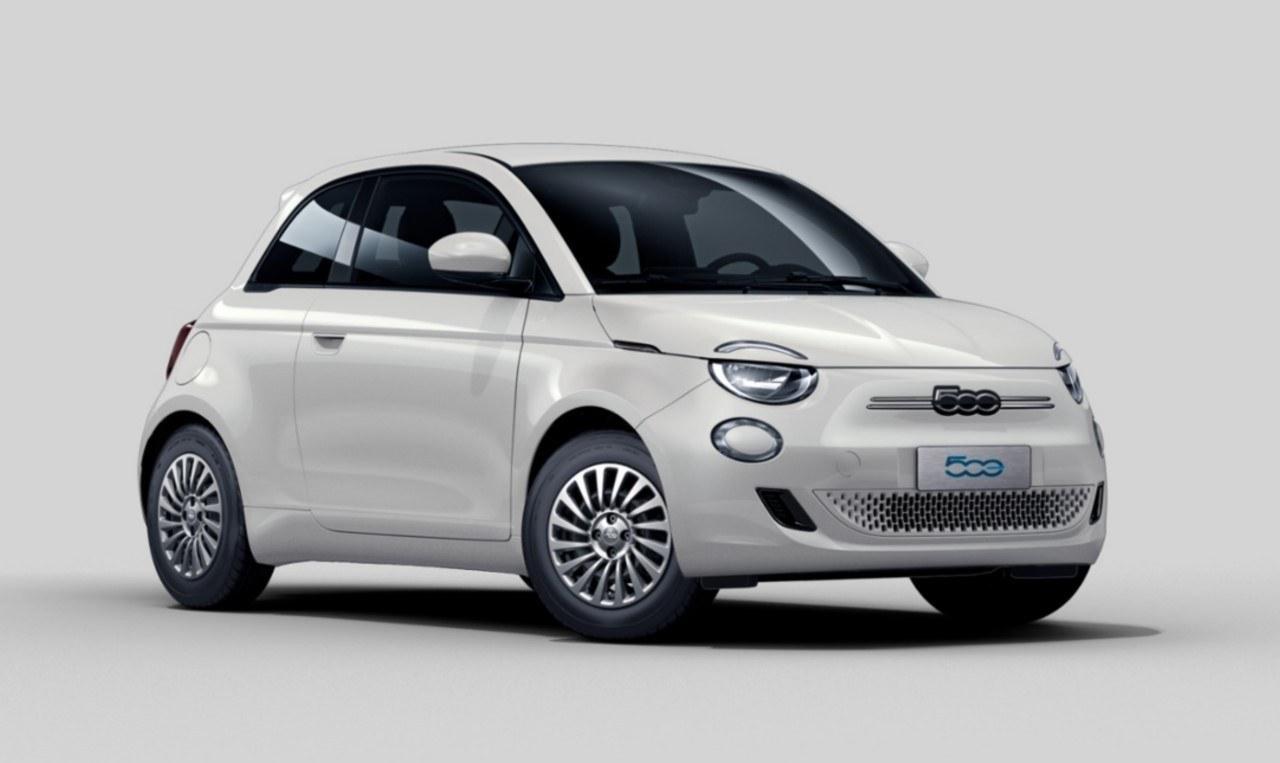 FIAT presenta el nuevo 500 ACTION, debuta la versión más básica del nuevo 500 Eléctrico