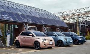 PASSION e ICON, el nuevo FIAT 500 Eléctrico estrena equipamientos