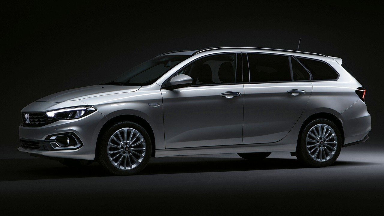 FIAT Tipo Station Wagon Facelift