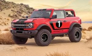 Hennessey ya ha anunciado su futuro VelociRaptor Bronco V8 de +750 CV