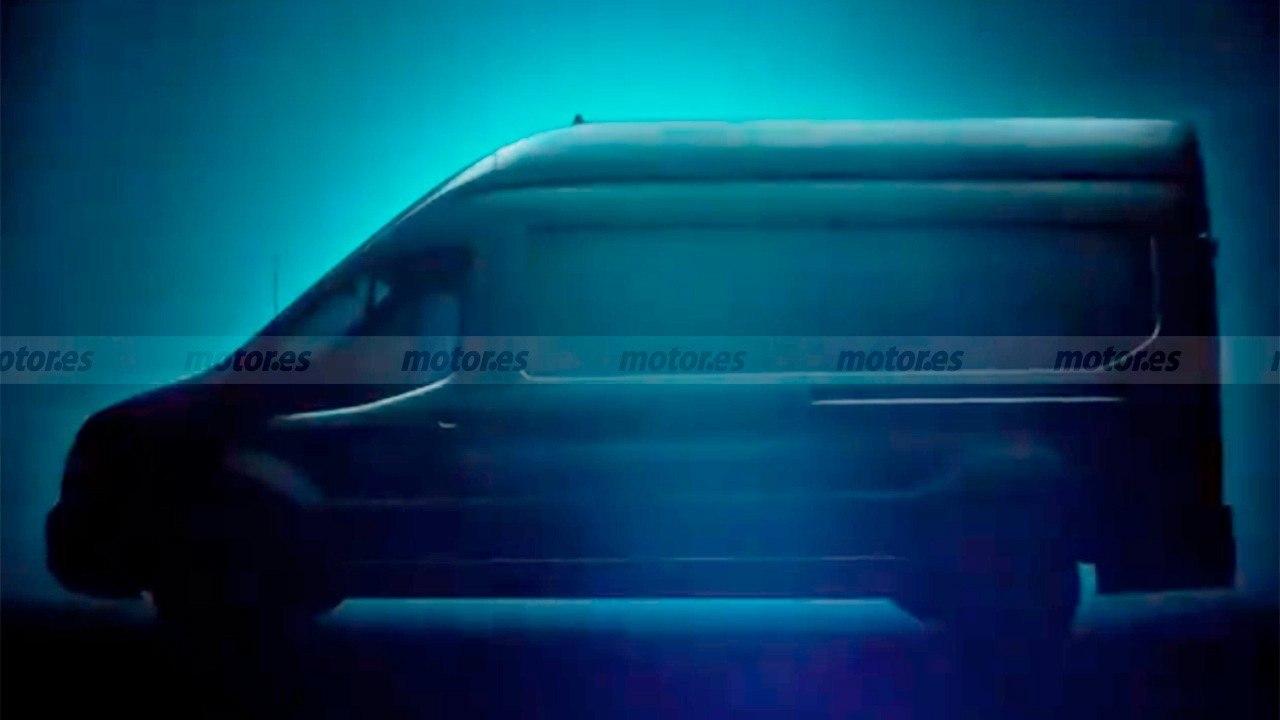 El Ford E-Transit, una nueva furgoneta eléctrica, ya tiene fecha de presentación