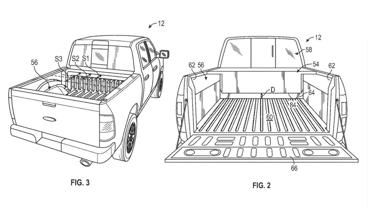 Ford patenta una inédita versión de rango extendido del F-150 eléctrico