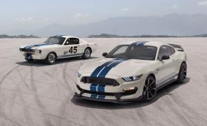 Ford finaliza la producción del Shelby GT350 casi en silencio