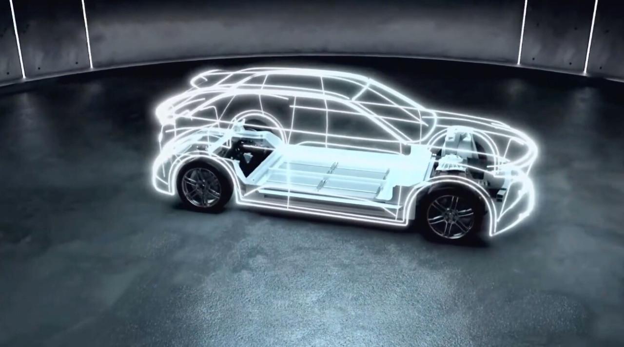 El fabricante del iPhone presenta una plataforma para vehículos eléctricos