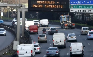 Francia reducirá las emisiones de CO2 en 2022 con un nuevo impuesto que grava el peso