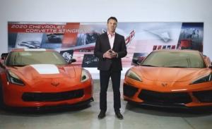 GM va a subastar el último Corvette C7 y el primer Corvette C8 destinados a Canadá