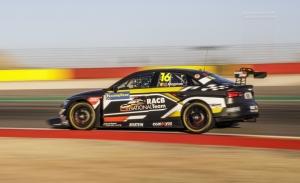 Gilles Magnus lidera las dos sesiones de libres del WTCR en MotorLand