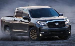 Honda Ridgeline 2021, novedades estéticas y tecnológicas para el pick-up americano