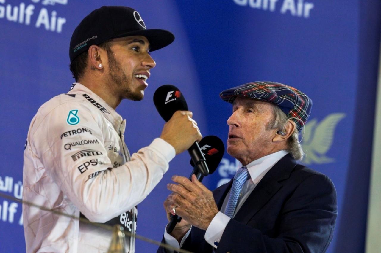 Jackie Stewart considera difícil de justificar que Hamilton sea el mejor de la historia