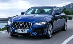 Jaguar XF 2021, más conectividad y apostando por la electrificación