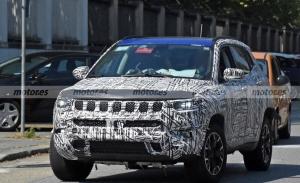 Un informe asegura que el Jeep Compass facelift llegará mucho antes de lo esperado