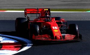Leclerc exprime el SF1000 y repite la mejor clasificación de Ferrari: «No me lo esperaba»