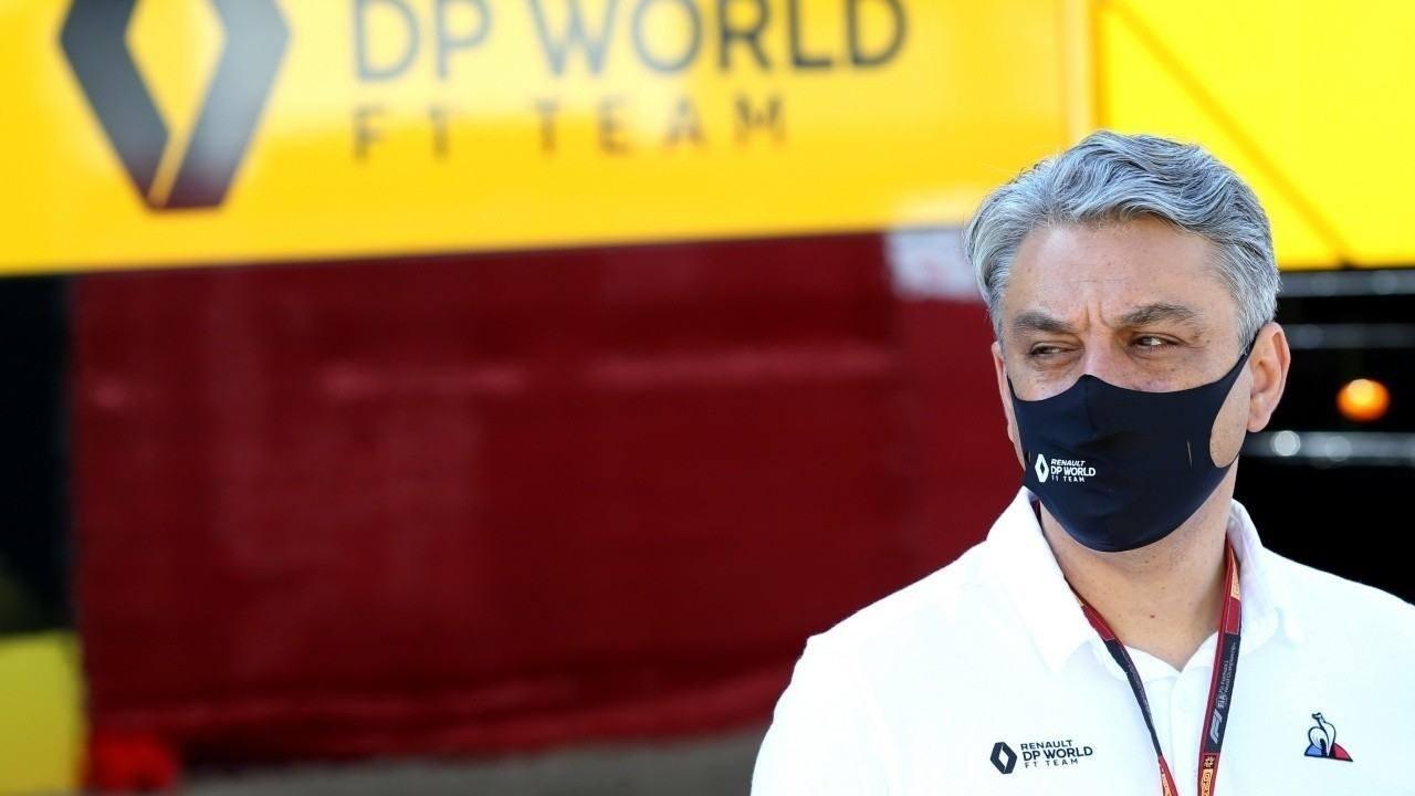 Luca de Meo encarna el espíritu de 'Ford vs Ferrari', según Abiteboul