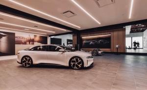 Lucid Motors abre su primer Studio y Service Center en Beverly Hills