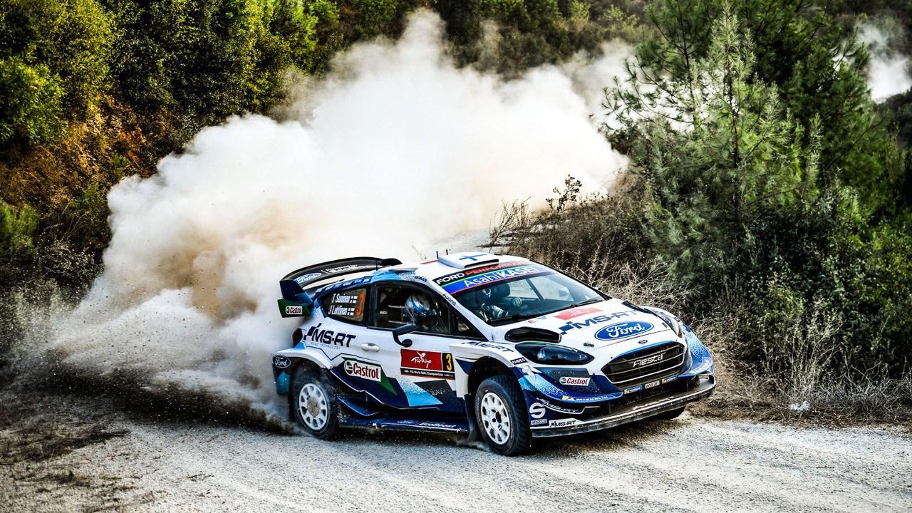 M-Sport busca hacer valer la robustez del Ford Fiesta WRC en Cerdeña