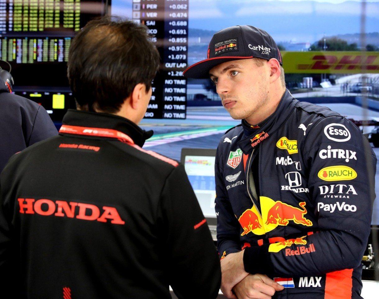 Verstappen habla sobre la marcha de Honda: «Se veía venir»