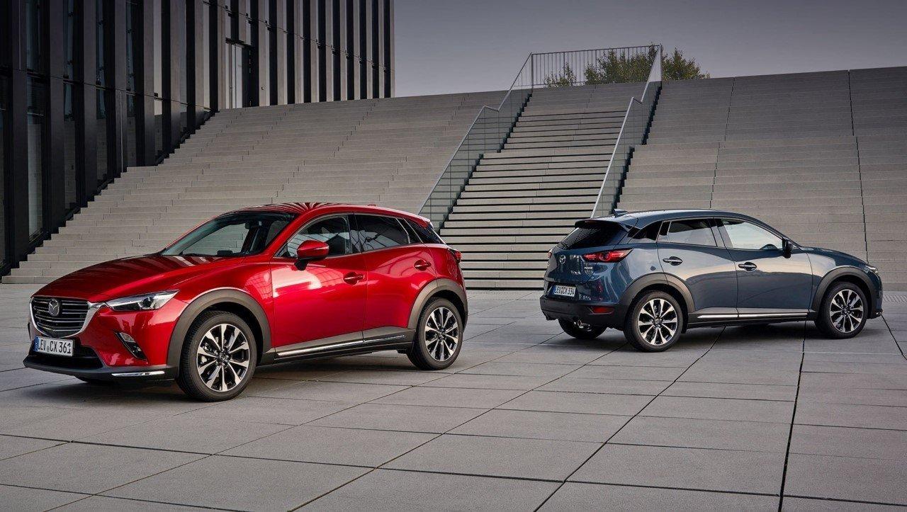 Mazda CX-3 2021, el SUV japonés vuelve a Europa centrado en la gasolina