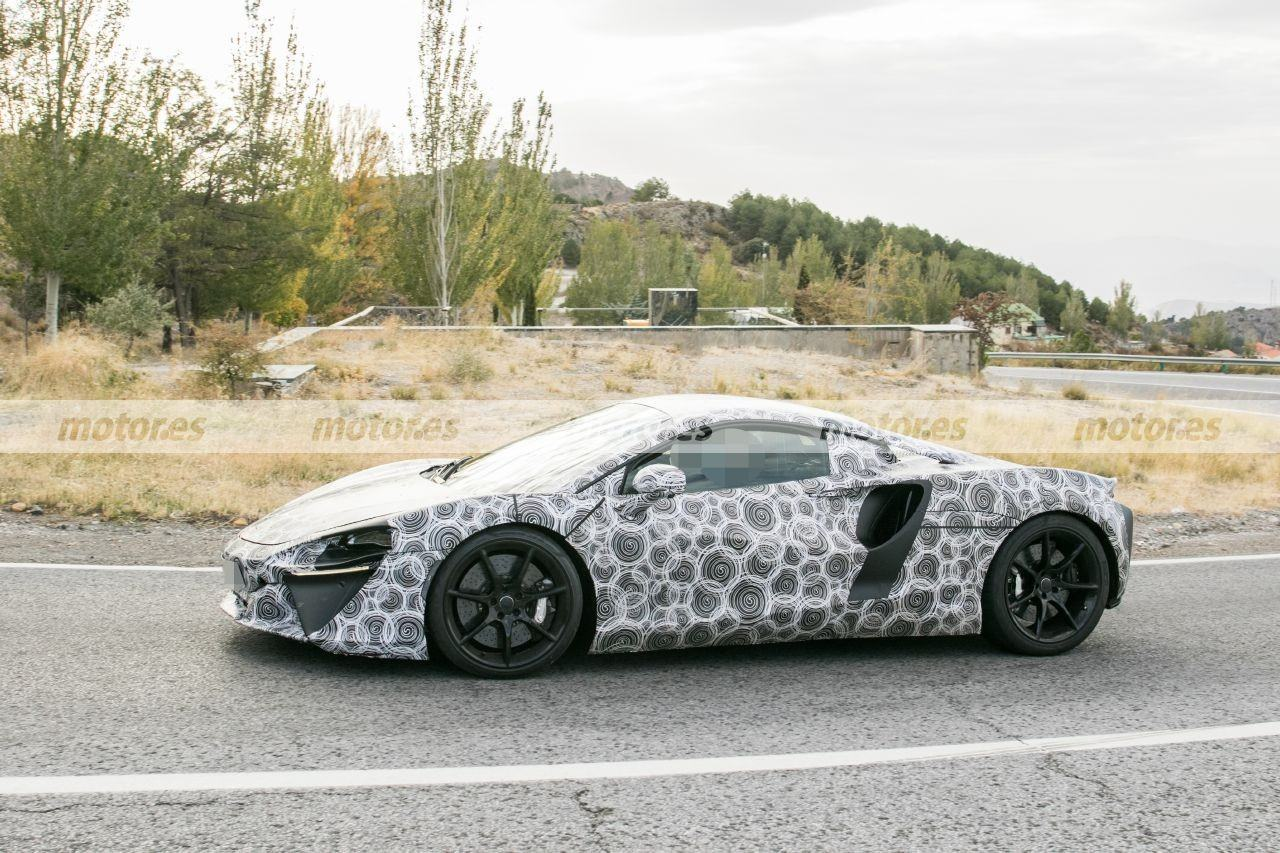 McLaren Hybrid Sport Series