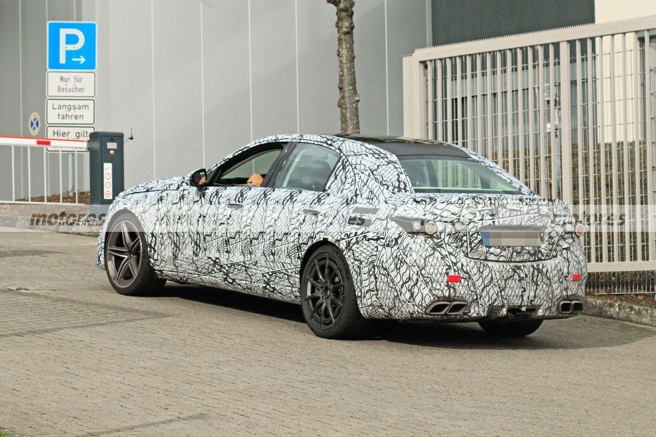 Mercedes-AMG C 63 e