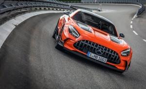 Un informe asegura que el nuevo Mercedes-AMG GT Black Series ha batido el récord de Nürburgring