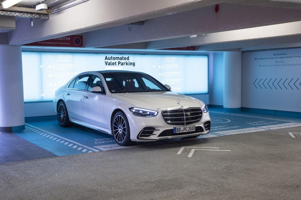Foto Mercedes Clase S 2021 - exterior