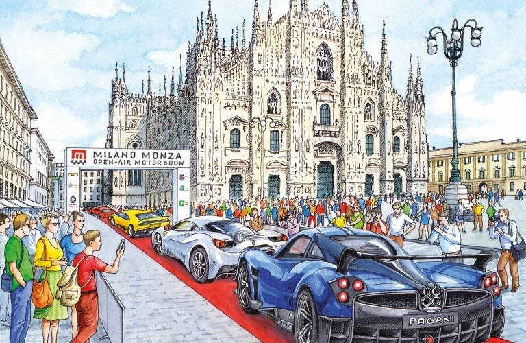 El Salón del Automóvil de Milán Monza 2020 desvela las marcas asistentes