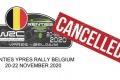 El COVID-19 evita el debut del Ypres Rally en el calendario del WRC