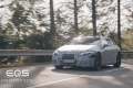 A video of the Mercedes EQS 2021 while recharging reveals secrets of the battery