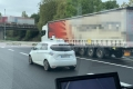 Cazan al Renault ZOE realizando pruebas de conducción autónoma en Francia