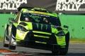Valentino Rossi se deja querer en el 'show' del Rally de Monza
