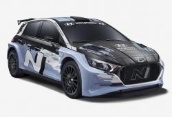 Hyundai i20 N Rally2: el nuevo diamante de Hyundai Motorsport