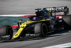 Las imágenes del debut de Fernando Alonso con el Renault RS20