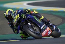 Valentino Rossi, positivo por coronavirus, se perderá el GP de Aragón
