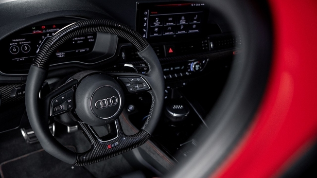 ABT RS4-S - interior