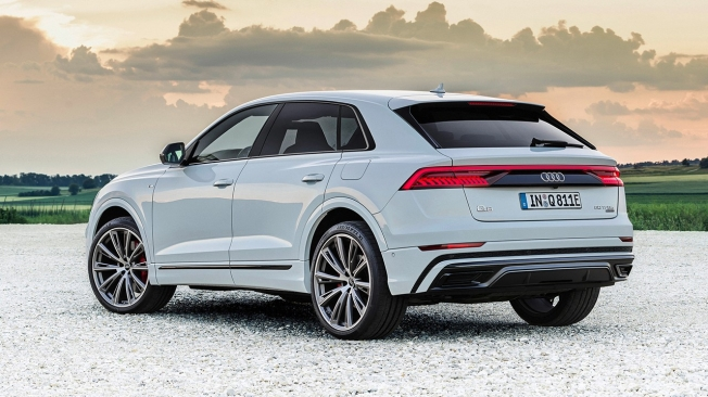 Audi Q8 TFSI e quattro - posterior