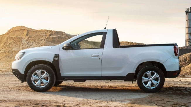 Dacia Duster Pick-up 2021 - lateral