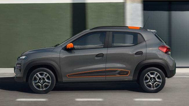Dacia Spring 2021 - lateral