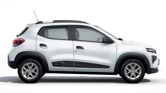 Dacia Spring Cargo - lateral