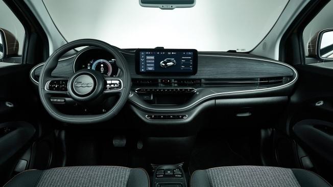 FIAT 500 3+1 - interior