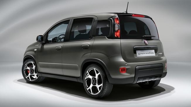 FIAT Panda Sport - posterior