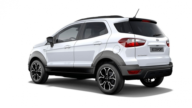 Ford EcoSport Active - posterior