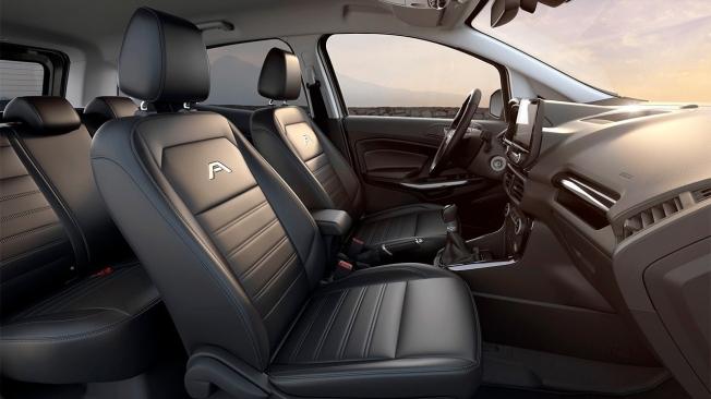 Ford EcoSport Active - interior