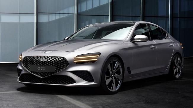 Genesis G70 2021