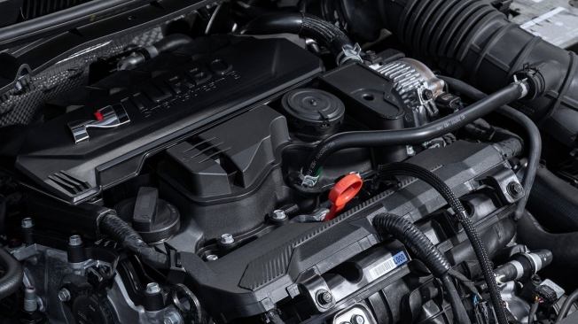 Hyundai i20 N - motor