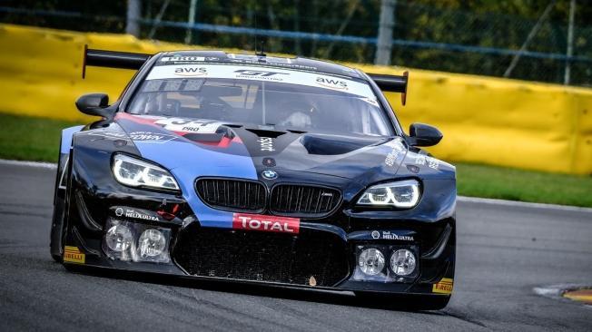 El Lamborghini #63 y el BMW #34 lideran las primeras sesiones en Spa