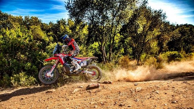 Nasser Al-Attiyah toma la punta del Andalucía Rally en su segunda etapa