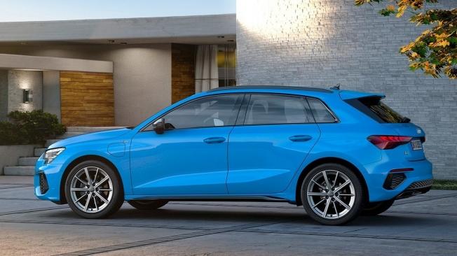 Audi A3 Sportback 40 TFSI e - lateral
