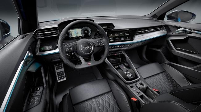 Audi A3 Sportback 40 TFSI e - interior
