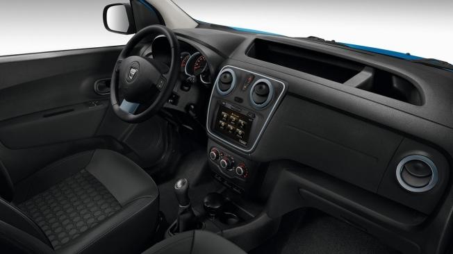 Dacia Dokker Stepway - interior