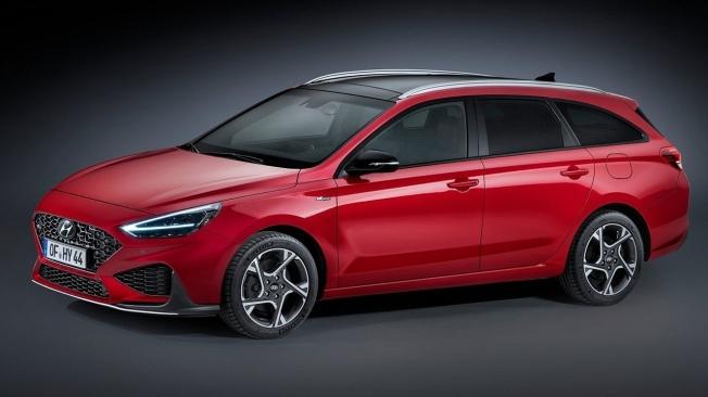 Hyundai i30 Cw 2021